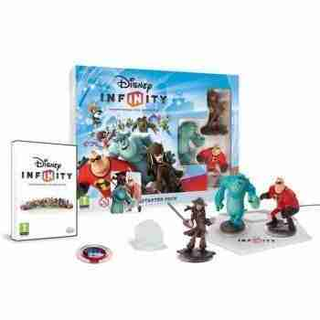 Disney Infinity Starter Pack Para Wii PlayStation XBox