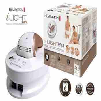 Depiladora de Luz Pulsada Remington i-Light Pro IPL6500