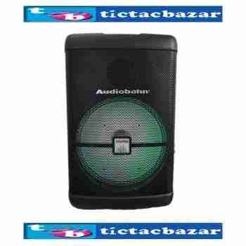 Bocina 12 Recargable Audiobahn Audiobahn 10,000 watts