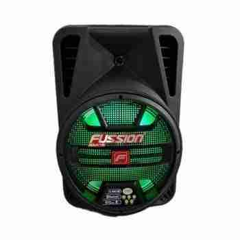 Bafle Recargable de 12 Pulgadas FUSSION 15,000 watts
